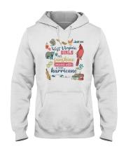 WEST VIRGINIA GIRLS SUNSHINE MIXED HURRICANE Hooded Sweatshirt thumbnail