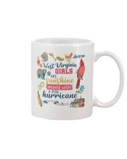 WEST VIRGINIA GIRLS SUNSHINE MIXED HURRICANE Mug thumbnail