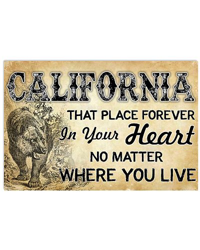 CALIFORNIA THAT PLACE FOREVER IN YOUR HEART