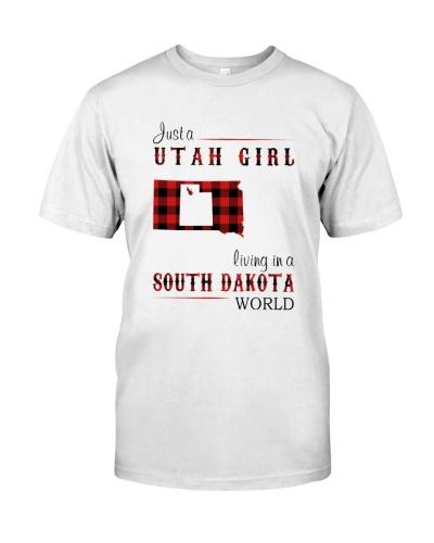 UTAH GIRL LIVING IN SOUTH DAKOTA WORLD