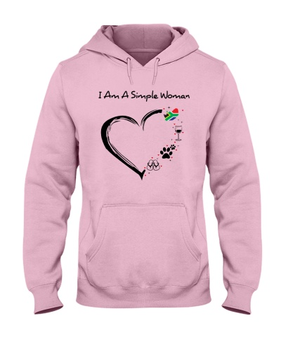 SOUTH AFRICA I AM A SIMPLE WOMAN
