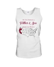 CALIFORNIA OREGON THE LOVE FATHER AND SON Unisex Tank thumbnail