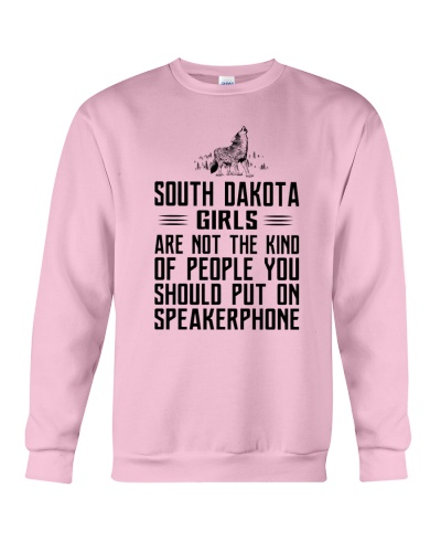 SOUTH DAKOTA GIRLS NOT THE KIND OF PERSON