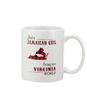 JAMAICAN GIRL LIVING IN VIRGINIA WORLD Mug thumbnail