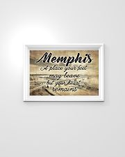 MEMPHIS A PLACE YOUR HEART REMAINS 24x16 Poster poster-landscape-24x16-lifestyle-02