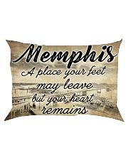 MEMPHIS A PLACE YOUR HEART REMAINS Rectangular Pillowcase thumbnail