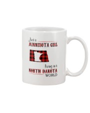 MINNESOTA GIRL LIVING IN NORTH DAKOTA WORLD Mug thumbnail