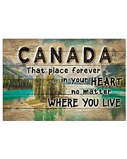 CANADA THAT PLACE FOREVER IN YOUR HEART 24x16 Poster front