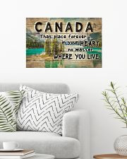 CANADA THAT PLACE FOREVER IN YOUR HEART 24x16 Poster poster-landscape-24x16-lifestyle-01