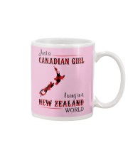 CANADIAN GIRL LIVING IN NEW ZEALAND WORLD Mug thumbnail