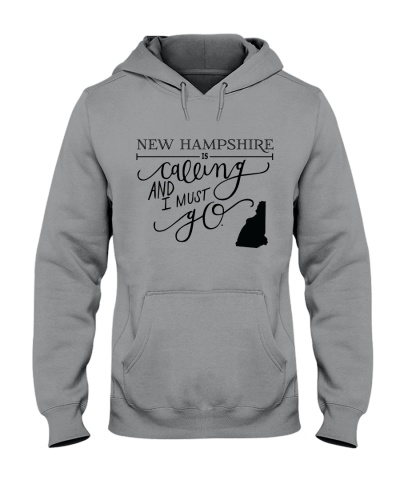 NEW HAMPSHIRE IS CALLING AND I MUST GO