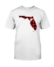 WEST VIRGINIA IN FLORIDA WORLD Classic T-Shirt front