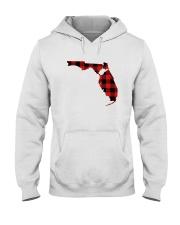 WEST VIRGINIA IN FLORIDA WORLD Hooded Sweatshirt thumbnail