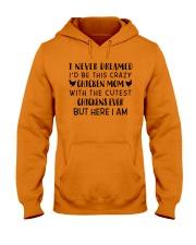THIS CRAZY CHICKEN MOM Hooded Sweatshirt thumbnail