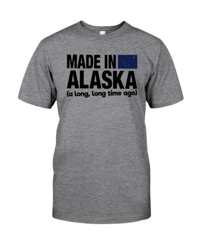 MADE IN ALASKA A LONG LONG TIME AGO