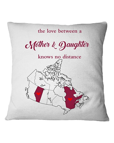 QUEBEC ALBERTA THE LOVE A MOTHER AND DAUGHTER