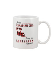 CANADIAN GIRL LIVING IN LOUISIANA WORLD Mug thumbnail