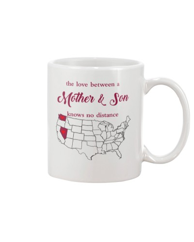 NEVADA WASHINGTON THE LOVE BETWEEN MOTHER AND SON