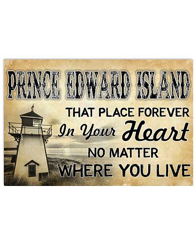 PRINCE EDWARD ISLAND THAT PLACE FOREVER
