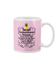 SASKATCHEWAN WOMAN A MOUTH I CAN'T CONTROL Mug thumbnail