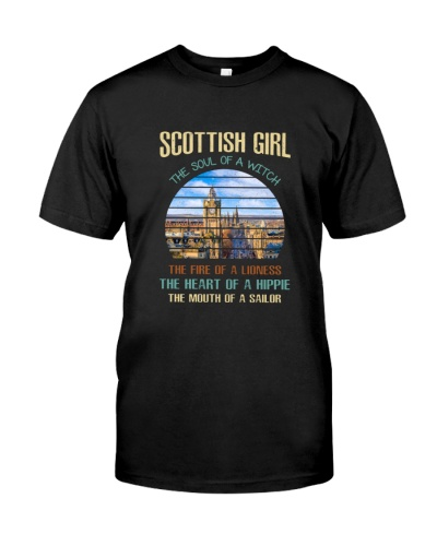 SCOTTISH GIRL THE SOUL OF A WITCH