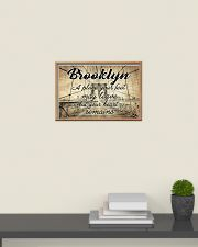 BROOKLYN YOUR HEART REMAINS 24x16 Poster poster-landscape-24x16-lifestyle-09