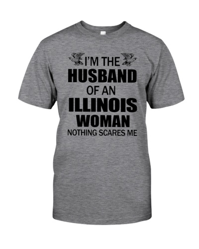 I'M THE HUSBAND OF AN ILLINOIS WOMAN