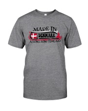 MADE IN DENMARK A LONG LONG TIME AGO Classic T-Shirt front