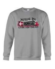 MADE IN DENMARK A LONG LONG TIME AGO Crewneck Sweatshirt thumbnail