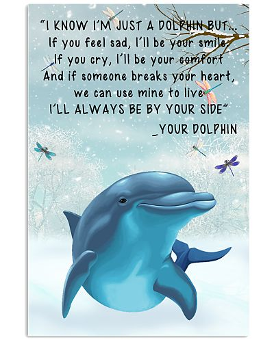 I KNOW I'M JUST A DOLPHIN