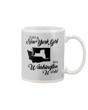 JUST A NEW YORK GIRL IN A WASHINGTON WORLD Mug thumbnail
