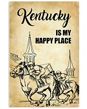 KENTUCKY IS MY HAPPY PLACE 11x17 Poster front