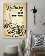 KENTUCKY IS MY HAPPY PLACE 11x17 Poster lifestyle-poster-1