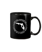 NEW HAMPSHIRE GIRL LIVING IN FLORIDA WORLD Mug thumbnail