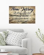 NEW JERSEY A PLACE YOUR HEART REMAINS 24x16 Poster poster-landscape-24x16-lifestyle-01