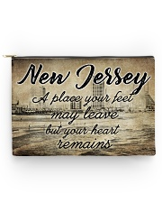 NEW JERSEY A PLACE YOUR HEART REMAINS Accessory Pouch - Large thumbnail