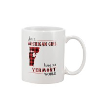 MICHIGAN GIRL LIVING IN VERMONT WORLD Mug thumbnail