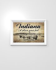 INDIANA YOUR HEART REMAINS 24x16 Poster poster-landscape-24x16-lifestyle-02