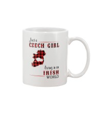 CZECH GIRL LIVING IN IRISH WORLD Mug thumbnail