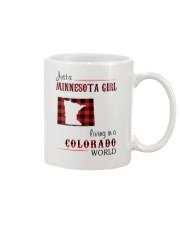 MINNESOTA GIRL LIVING IN COLORADO WORLD Mug thumbnail