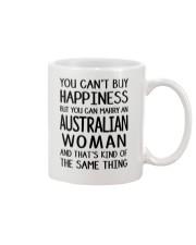 YOU CAN MARRY AN AUSTRALIAN WOMAN Mug thumbnail
