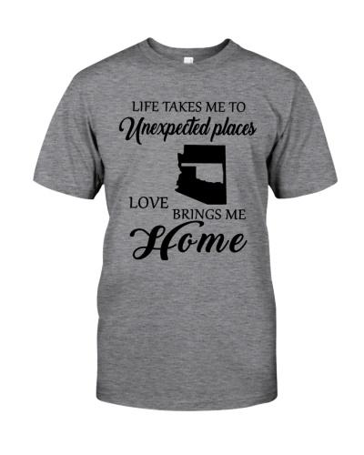 OKLAHOMA ARIZONA LOVE BRINGS ME HOME