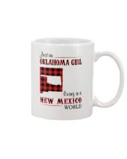 OKLAHOMA GIRL LIVING IN NEW MEXICO WORLD Mug thumbnail