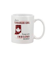 CANADIAN GIRL LIVING IN INDIANA WORLD Mug thumbnail
