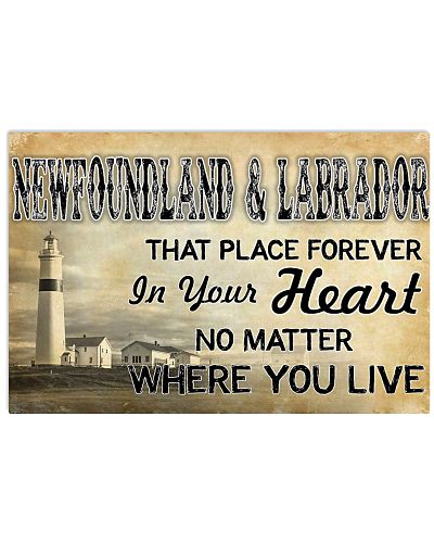 NEWFOUNDLAND AND LABRADOR THAT PLACE FOREVER
