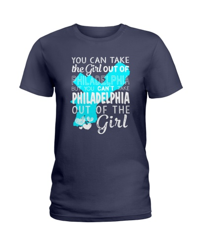 YOU CAN'T TAKE PHILADELPHIA OUT OF THE GIRL