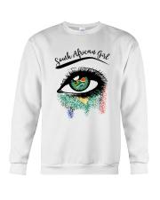 SOUTH AFRICAN EYES Crewneck Sweatshirt thumbnail