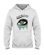 SOUTH AFRICAN EYES Hooded Sweatshirt thumbnail