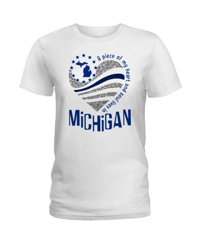 A PIECE OF MY HEART AND SOUL LIVES IN MICHIGAN