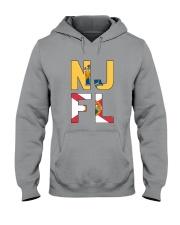 NEW JERSEY FLORIDA Hooded Sweatshirt thumbnail